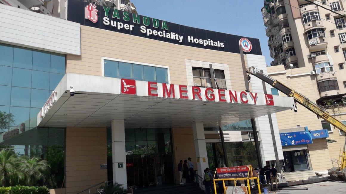 Yashoda Super Speciality Hospitals Kaushambi