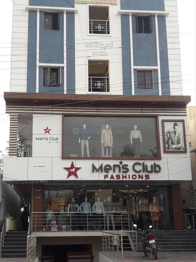 Shopping Malls Image of 0 - 1505.98 Sq.ft 3 BHK Apartment for buy in GMNR Green Valley