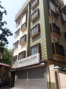 Schools & Universities Image of 1527 Sq.ft 3 BHK Apartment for rent in Topsia for 40000