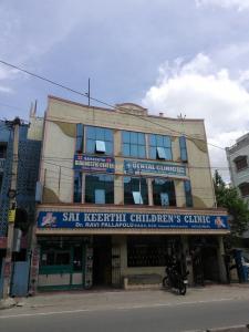 Hospitals & Clinics Image of 1135.0 - 1600.0 Sq.ft 2 BHK Apartment for buy in Bhavya Tulasi Vanam