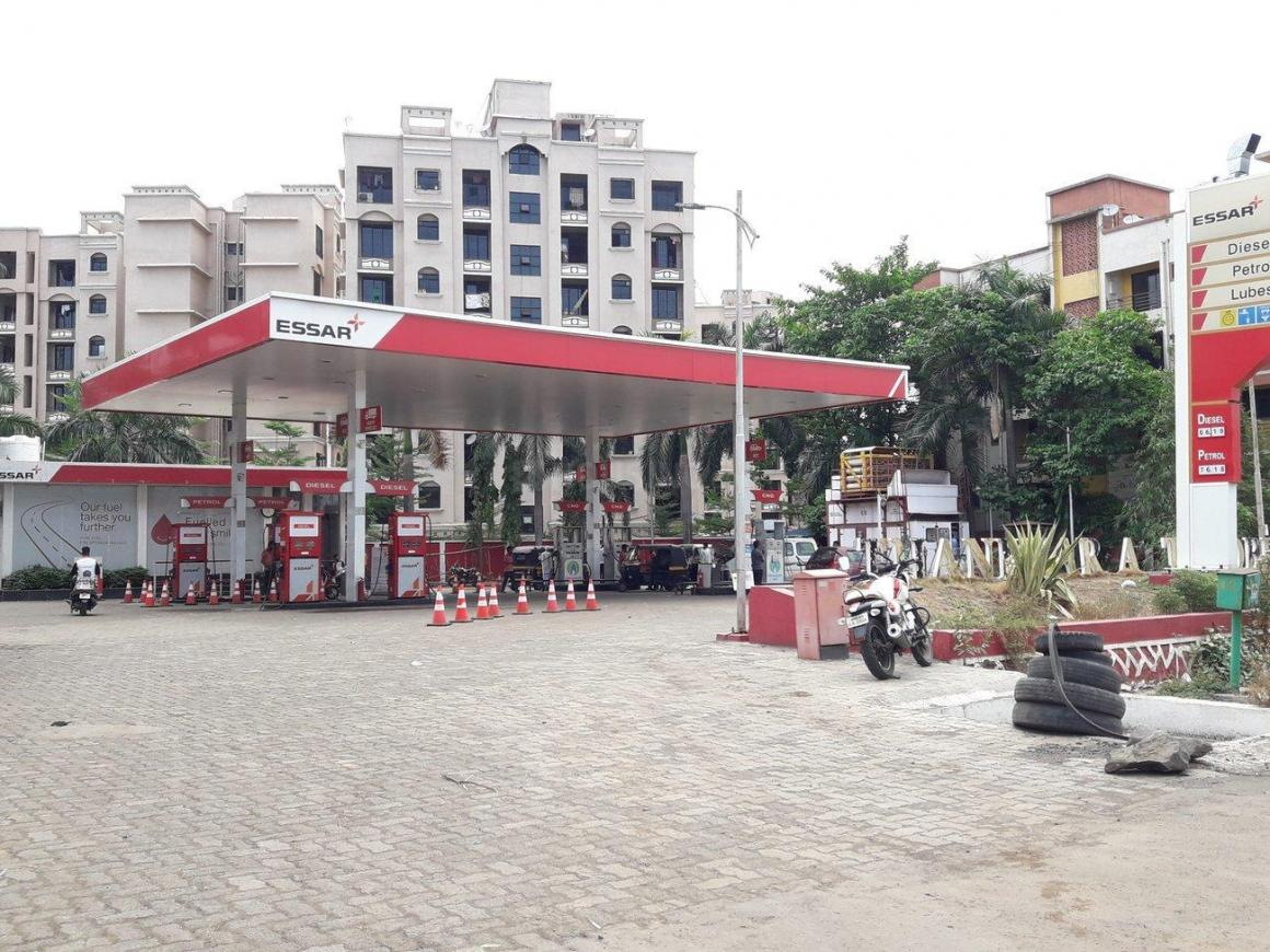 Petrol Pumps Image of 334.76 - 474.9 Sq.ft 1 BHK Apartment for buy in Uma Ashish A Wing