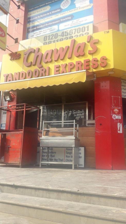 THE CHAWLA TANDOORI EXPRESS