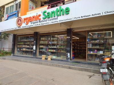 Groceries/Supermarkets Image of 1000 Sq.ft 2 BHK Independent Floor for rent in Kaggadasapura for 16000