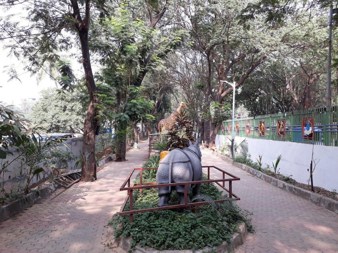 Parks Image of 0 - 5000 Sq.ft 4 BHK Apartment for buy in Damji Shamji Shah Mahavir Tinsel