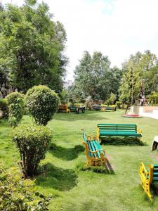 Parks Image of 2800 Sq.ft 3 BHK Independent House for buy in Nigdi for 22500000