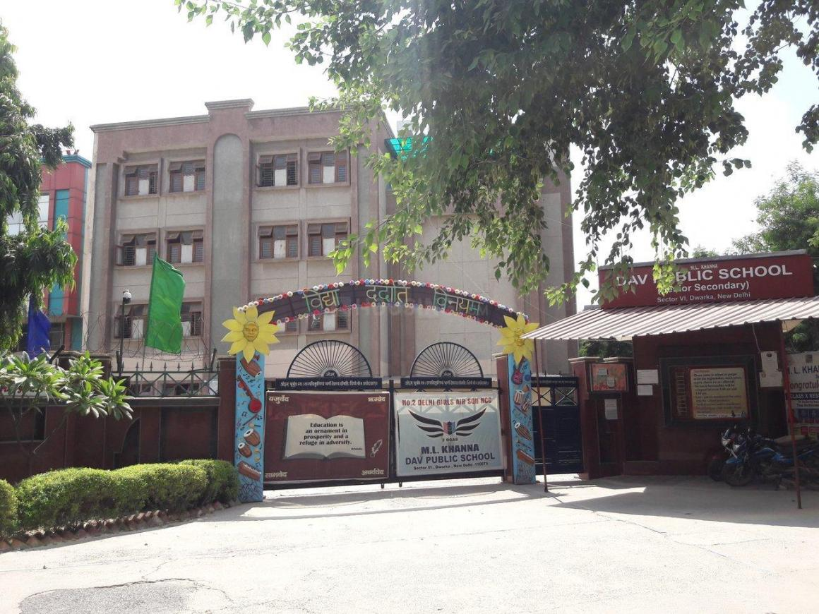 Schools & Universities Image of 1200 Sq.ft 2 BHK Apartment for buy in Sector 6 Dwarka for 12000000