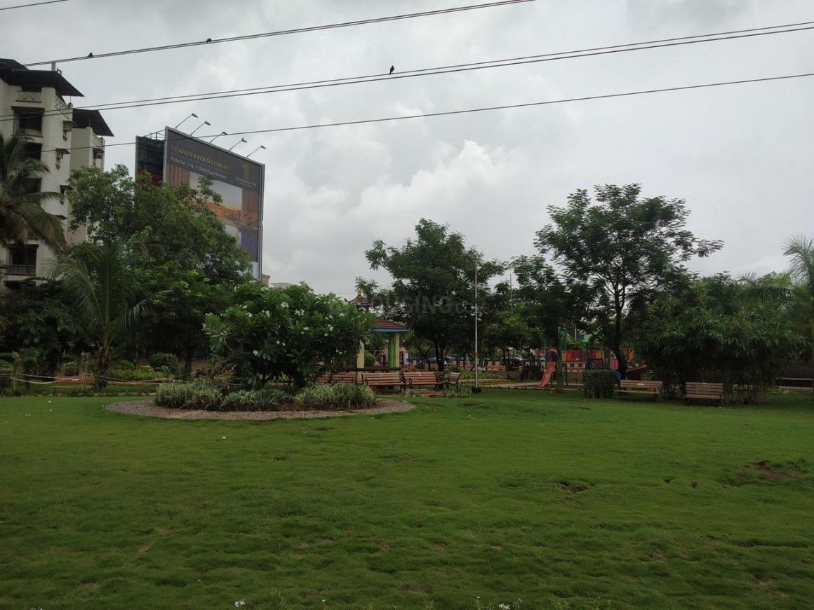 Parks Image of 0 - 550.0 Sq.ft 1 BHK Apartment for buy in Reputed Vrindavan Dham CHS