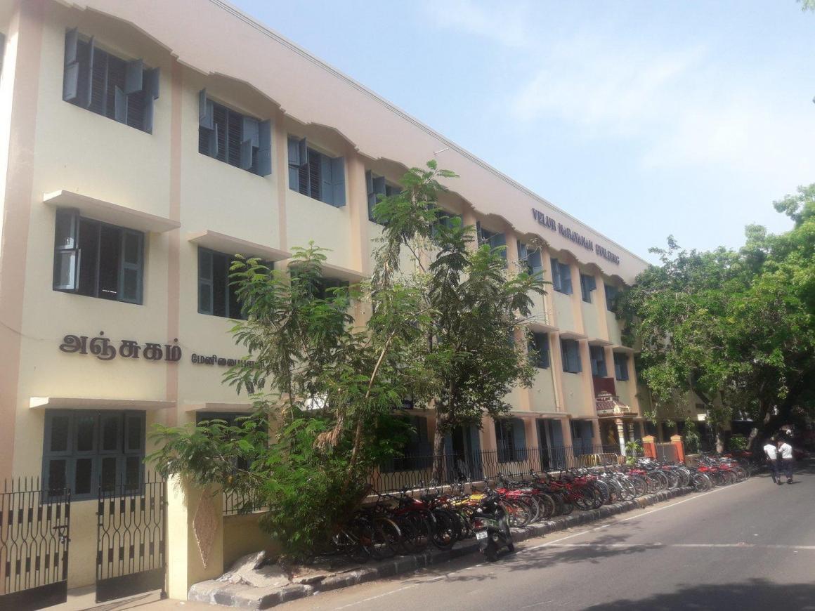 Anjuham Higher Secondary School