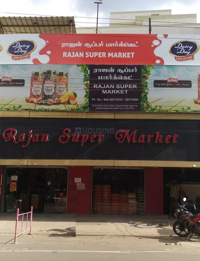 Groceries/Supermarkets Image of 1493 Sq.ft 3 BHK Apartment for buy in Ambattur for 8600000