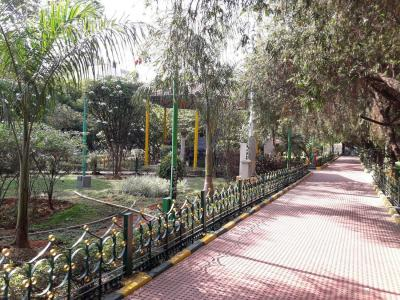 Parks Image of 600 Sq.ft 1 RK Independent House for rent in New Thippasandra for 25000