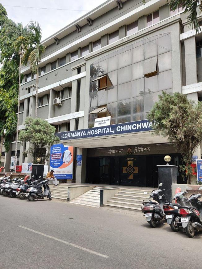 Hospitals & Clinics Image of 608.0 - 850.0 Sq.ft 1 BHK Apartment for buy in Nisarg Saffire
