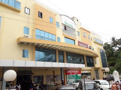 Hospitals & Clinics Image of 850 Sq.ft 2 BHK Independent House for rentin Nagarbhavi for 12000
