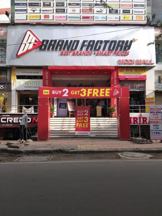 Shopping Malls Image of 1120 - 1300 Sq.ft 3 BHK Apartment for buy in KUL Puram