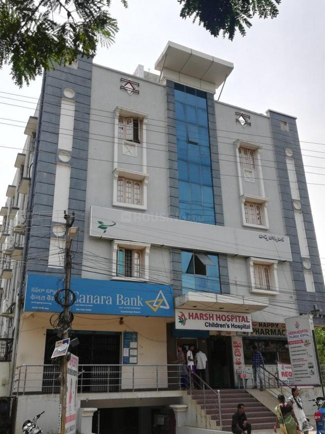 Hospitals & Clinics Image of 650 Sq.ft 1 BHK Apartment for buyin Chandanagar for 1852500