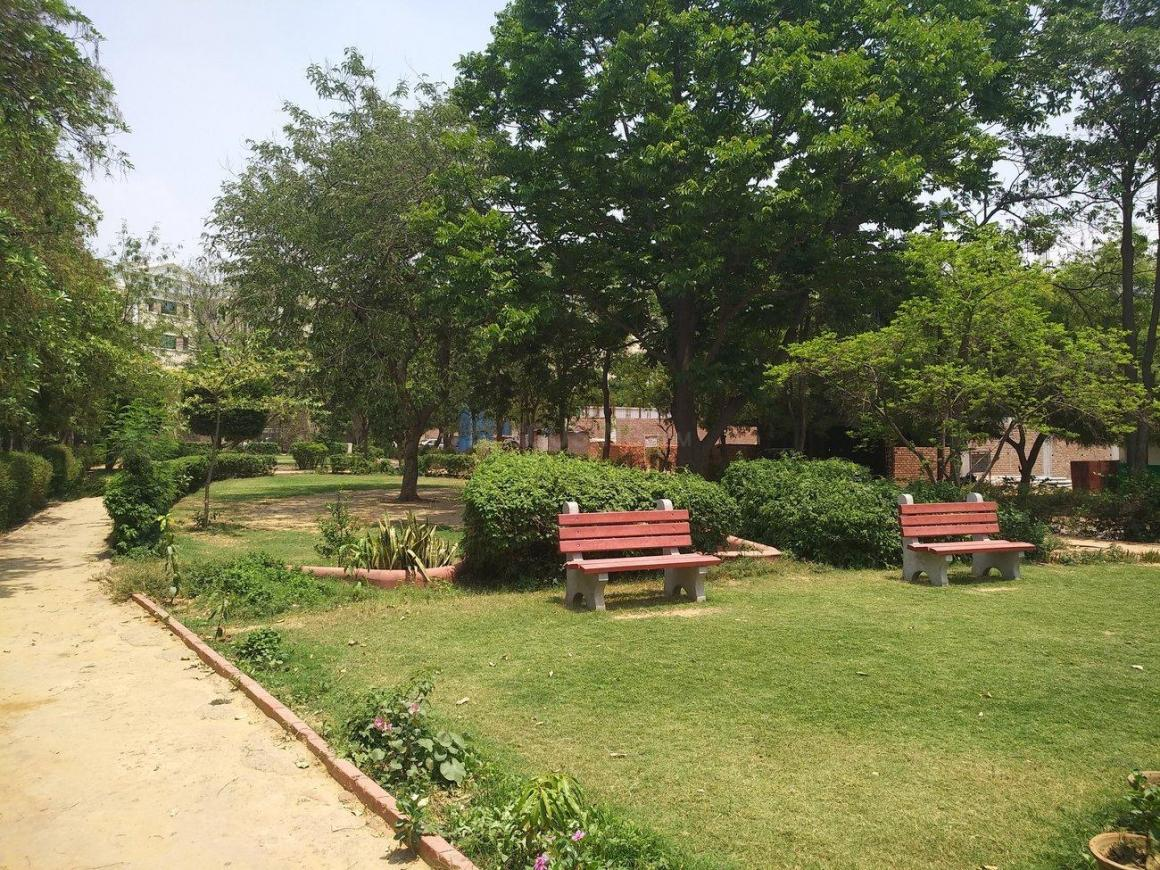 Parks Image of 215 Sq.ft 1 RK Apartment for buy in Sector 54 for 2250000
