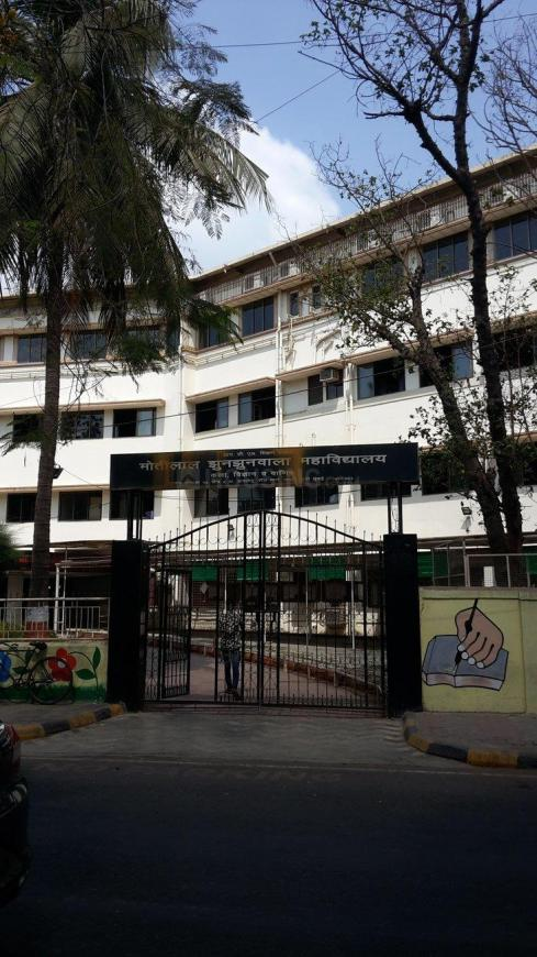Schools & Universities Image of 705 Sq.ft 1 BHK Apartment for buy in Vashi for 7000000