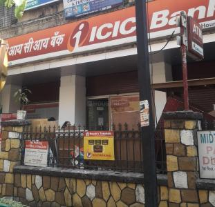 Banks Image of 500 Sq.ft 1 BHK Independent House for buy in Thane West for 5100000
