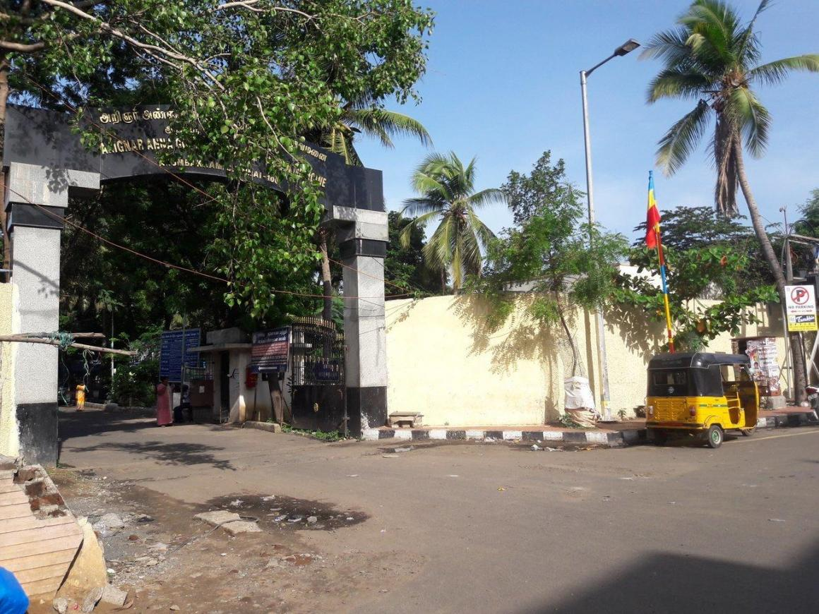 Hospitals & Clinics Image of 1100 Sq.ft 2 BHK Independent House for buyin Arumbakkam for 6500000