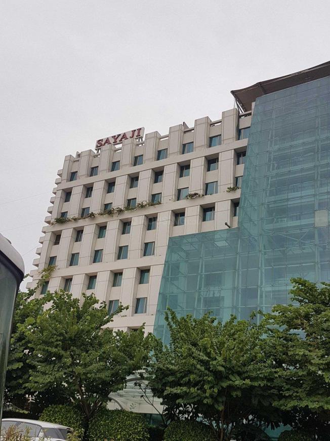 Portico - Sayaji Hotel