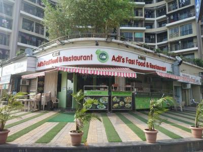 Food & Drinks Section Image of 320.0 - 446.0 Sq.ft 1 BHK Apartment for buy in Sai Udanda