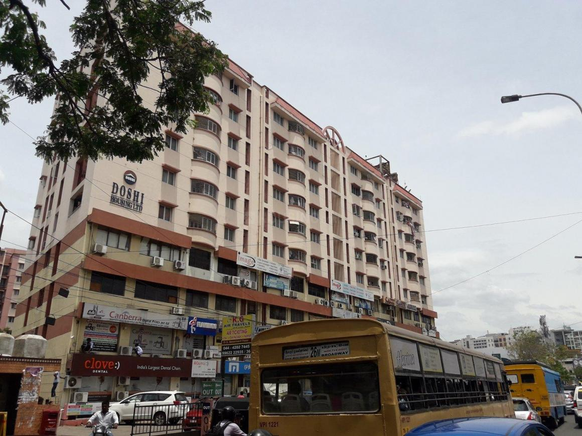 Shopping Malls Image of 1020 Sq.ft 2 BHK Apartment for buy in Vadapalani for 9500000