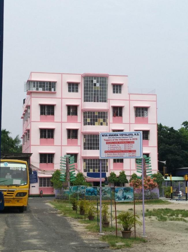 Schools & Universities Image of 730 Sq.ft 2 BHK Apartment for buy in Bramhapur for 2000000