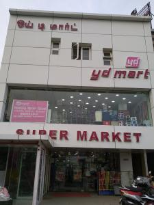 Groceries/Supermarkets Image of 875.0 - 1153.0 Sq.ft 2 BHK Apartment for buy in M M Almond