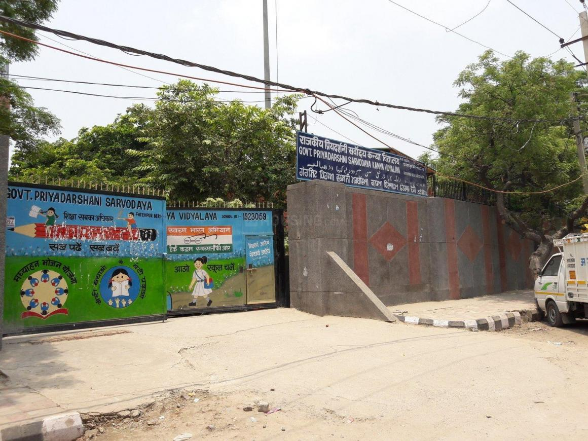 Schools & Universities Image of 534 Sq.ft 1 BHK Independent Floor for buy in Fatehpur Beri for 1230000
