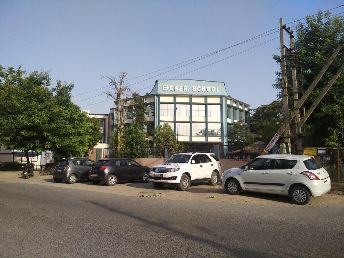 Schools & Universities Image of 950 Sq.ft 2 BHK Independent House for buy in Sector 46 for 5500000