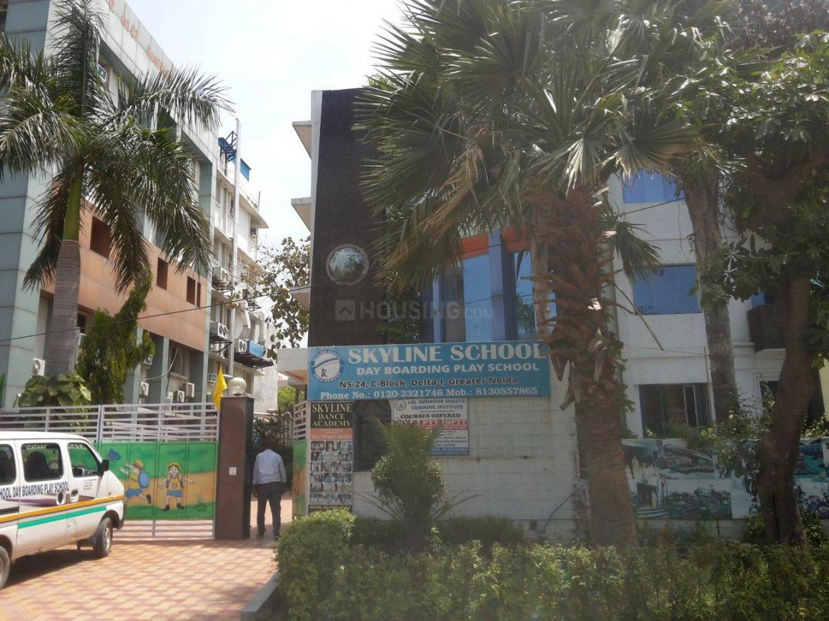 Schools & Universities Image of 645 Sq.ft 1 BHK Independent House for buy in Delta I Greater Noida for 4300000