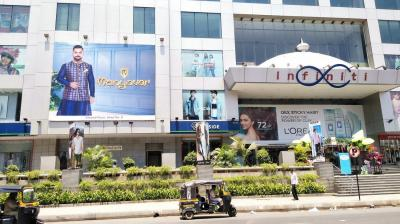 Shopping Malls Image of 276.74 - 578.78 Sq.ft 1 RK Apartment for buy in S E Sultanabad Apartment