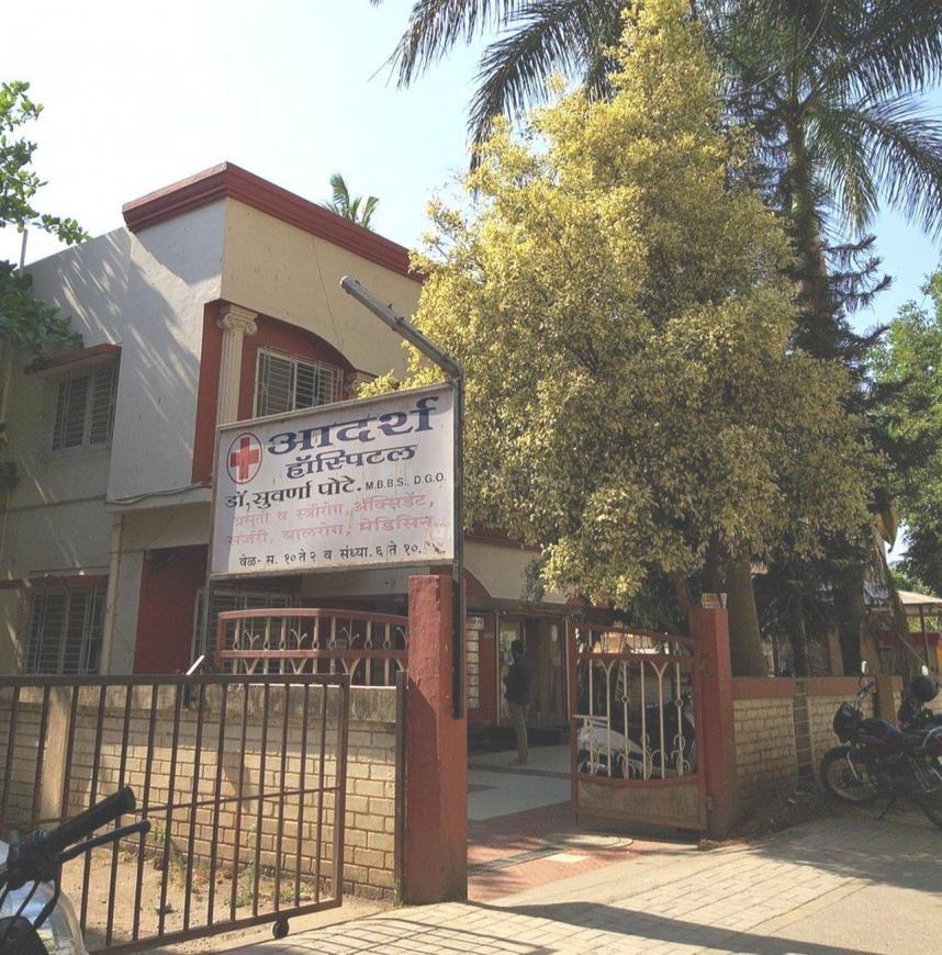 Hospitals & Clinics Image of 258.44 - 312.37 Sq.ft 1 BHK Apartment for buy in KUL Utsav Ph 1 C Building