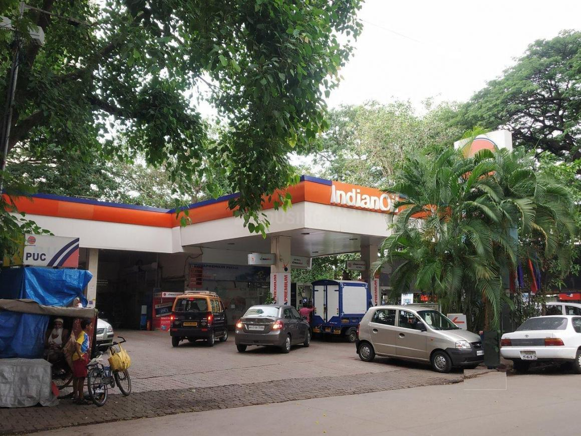 Petrol Pumps Image of 300 Sq.ft 2 BHK Independent House for buy in Dadar East for 8500000