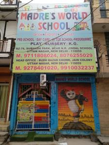 Schools &Universities Image of 450.0 - 924.0 Sq.ft 1 BHK Independent Floor for buy in Jai Durge Home