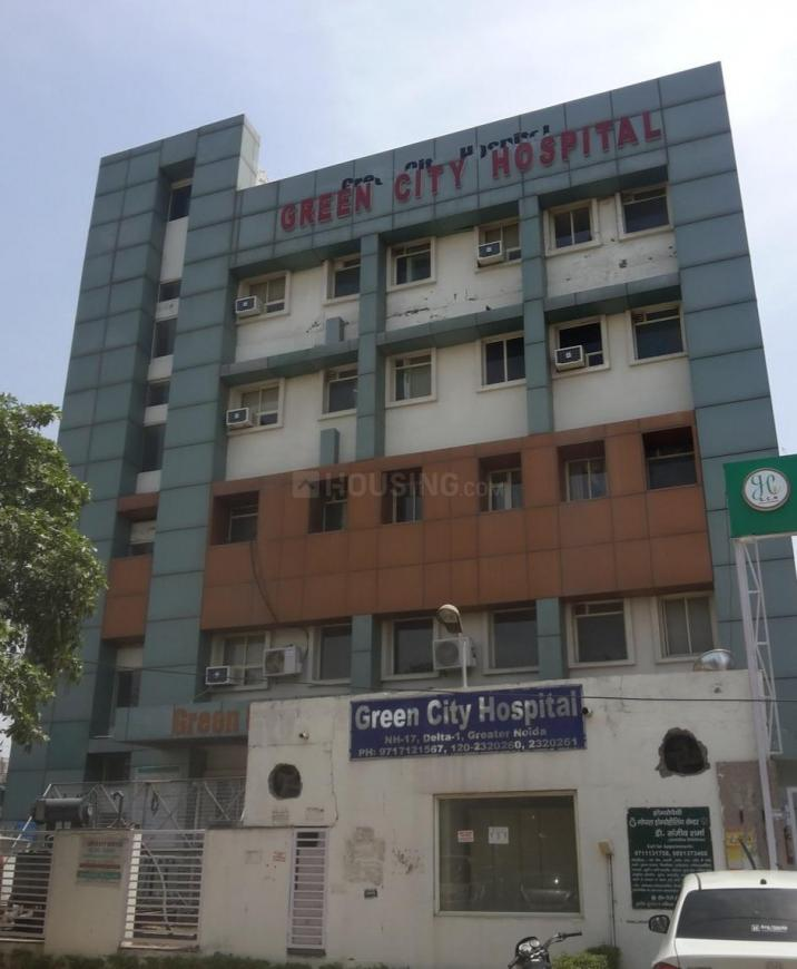 Hospitals & Clinics Image of 645 Sq.ft 1 BHK Independent House for buyin Delta I Greater Noida for 4300000