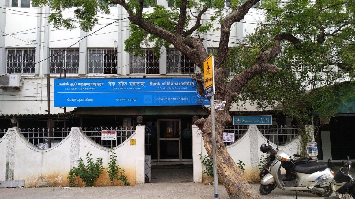 Banks Image of 902 Sq.ft 3 BHK Independent House for buy in Besant Nagar for 20000000