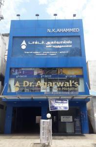 Hospitals & Clinics Image of 1000.0 - 1600.0 Sq.ft 2 BHK Apartment for buy in Ashwin Mahalakshmi