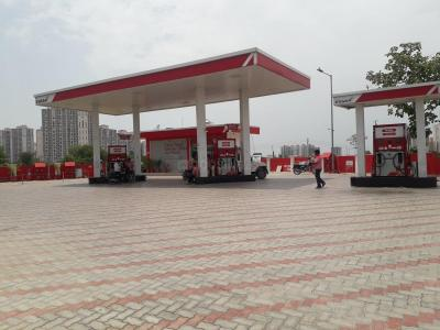 Petrol Pumps Image of 0 - 690.0 Sq.ft 1 BHK Apartment for buy in Ameya Sapphire Ninety