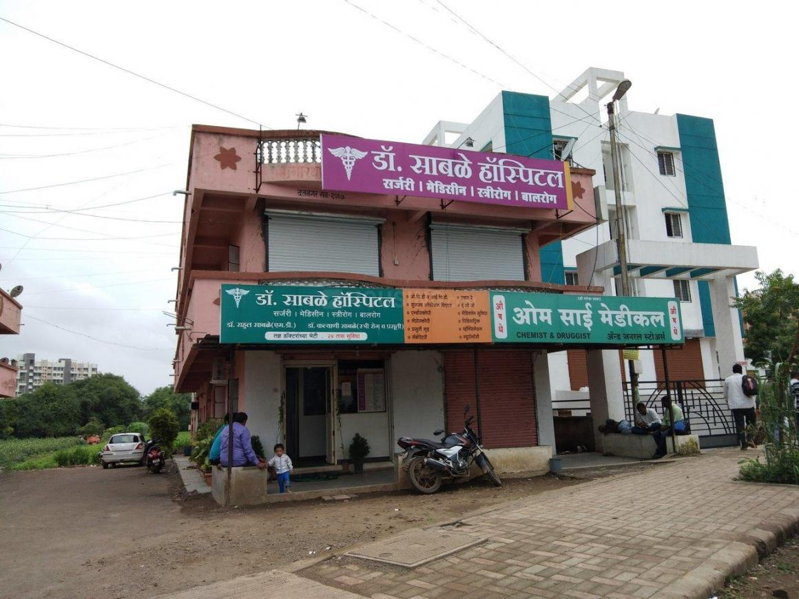 Hospitals & Clinics Image of 336.37 - 419.25 Sq.ft 1 BHK Apartment for buy in Mantra Moments Phase 2