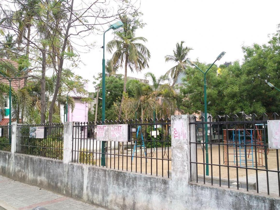 Parks Image of 450 Sq.ft Studio Apartment for rent in Chromepet for 13000