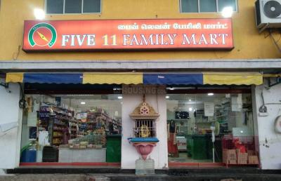 Groceries/Supermarkets Image of 950 Sq.ft 2 BHK Independent Floor for rent in Guduvancheri for 10000