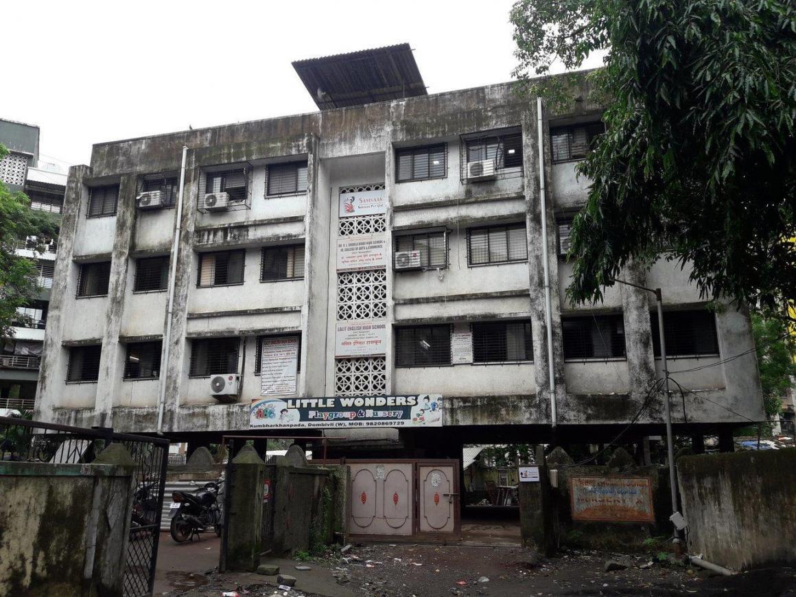 Schools &Universities Image of 640.0 - 1125.0 Sq.ft 1 BHK Apartment for buy in Devki Shree Umiya Complex