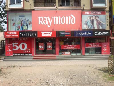 Shopping Malls Image of 400 Sq.ft 2 BHK Independent House for rent in Dunlop for 10000