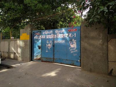 Schools & Universities Image of 450 Sq.ft 1 BHK Independent Floor for rent in Uttam Nagar for 6000