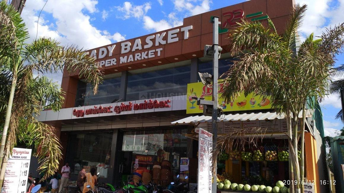 Ready basket super market
