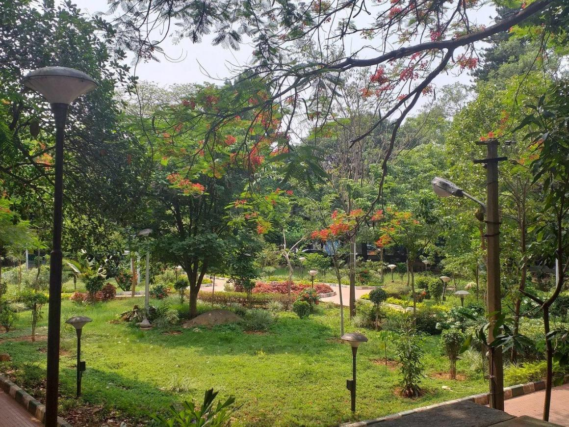 Parks Image of 3089 - 4400 Sq.ft 3 BHK Apartment for buy in Total Environment Lost In The Greens