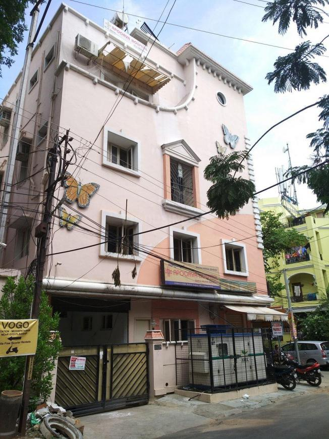 Hospitals & Clinics Image of 1729 Sq.ft 2 BHK Independent House for buyin Mehdipatnam for 16000000