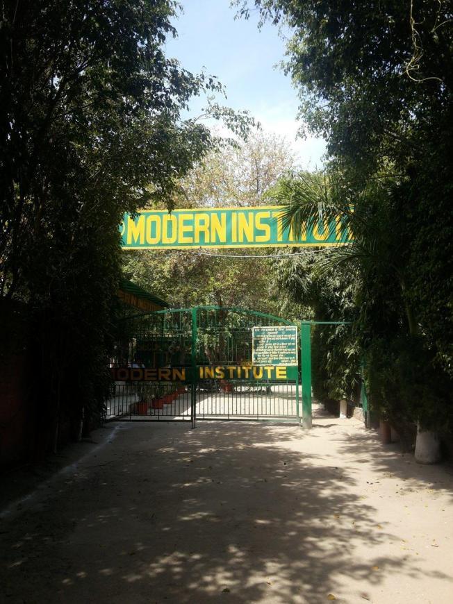 MODERN INSTITUTE OF TEACHER EDUCATION