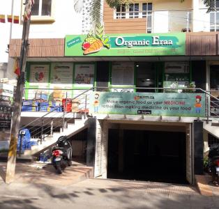 Groceries/Supermarkets Image of 1100 Sq.ft 3 BHK Apartment for rent in Jayanagar for 28000