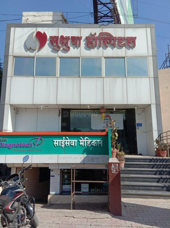 Hospitals & Clinics Image of 600.0 - 1250.0 Sq.ft 1 BHK Apartment for buy in Shree 9 Krushna Kunj